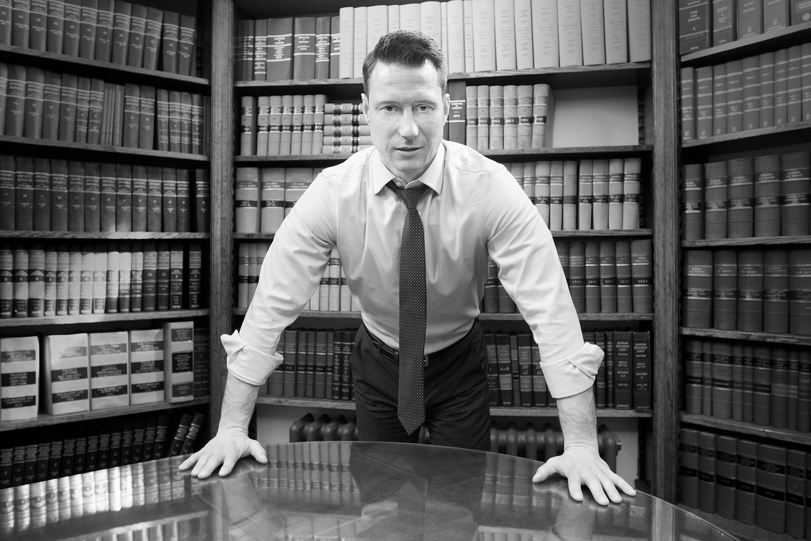 Mark Hogan criminal lawyer in Mississauga